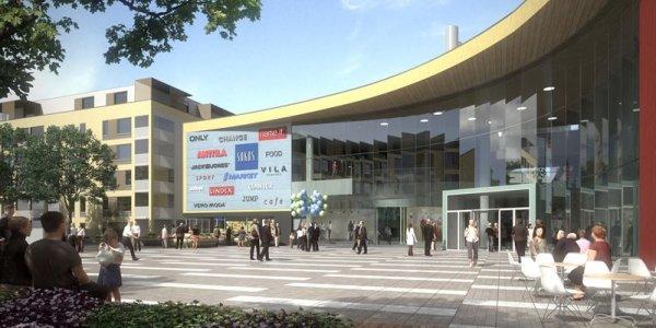 NCC säljer köpcentrum i Finland för 800 miljoner