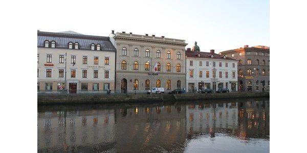 Gamla Riksbankshuset i Göteborg sålt