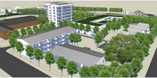 Planer för ny stadsdel i Simrishamn