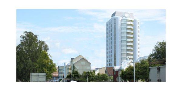 Sweco bygger nya bostäder i gamla betongsilo