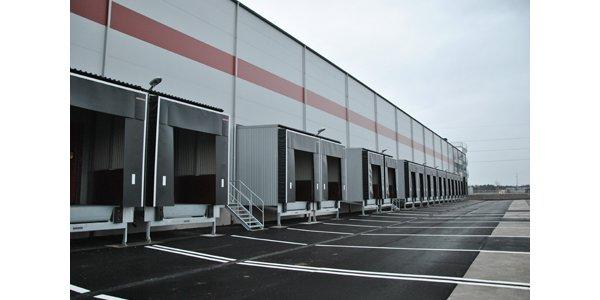 Logistic Contractor bygger 32 000 kvm åt Tingstad Papper