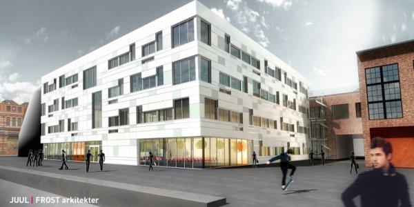 Wihlborgs vinner stadsbyggnads-pris i Malmö