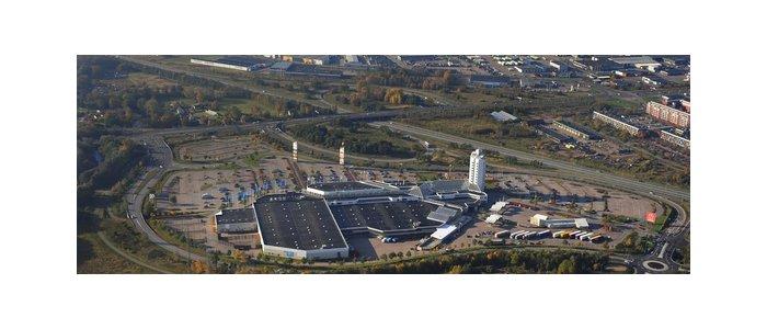 Eurocommercial köper Eurostop shopping center i Halmstad för 560 miljoner