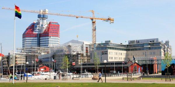 Platzer hyr ut  1 100 kvm i Högsbo i Göteborg