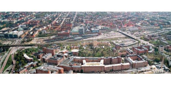 Atrium Ljungberg köper för 227 miljoner i Hagastaden
