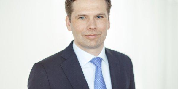 Anders Nordvall ny chef för Catellas fastighetsrådgivning i Stockholm