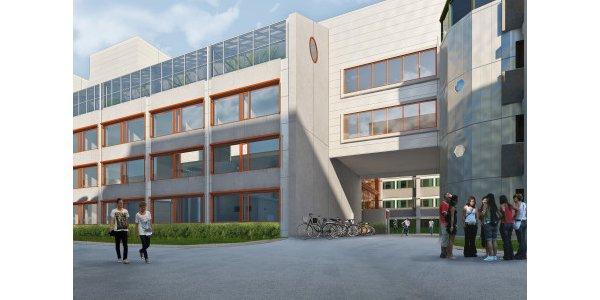 Akademiska Hus investerar 550 miljoner i labb och marklager vid Stockholms Universitet