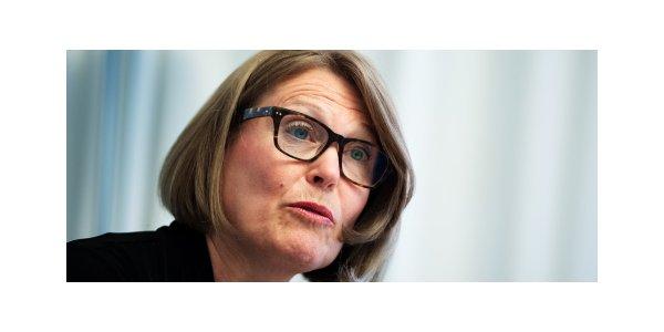 Karin Johansson ny VD för Svensk Handel