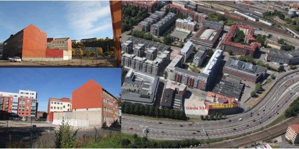Platzer hyr ut 7 300 kvm till Försäkringskassan och bygger nytt i Göteborg