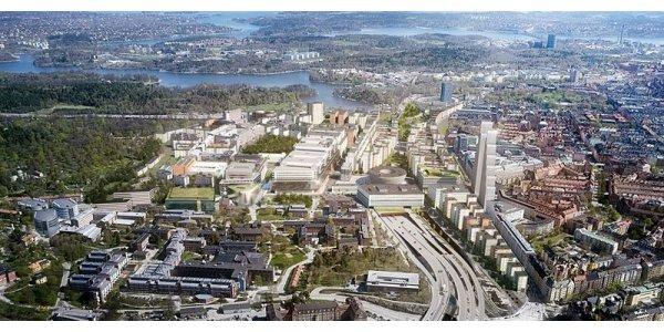 Atrium Ljungberg hyr ut 4 500 kvm i Hagastaden