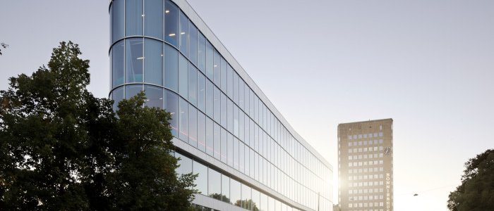 Bonnierhuset har LEED-certifierats