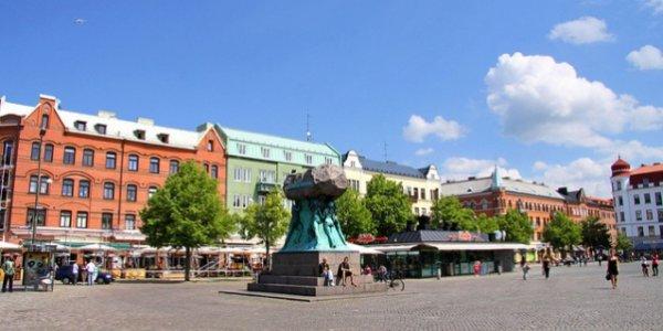 Atrium Ljungberg förvärvar för 265 miljoner i Malmö