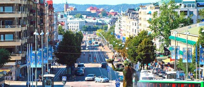 Migrationsverket hyr 23 500 kvm av Platzer i Göteborg