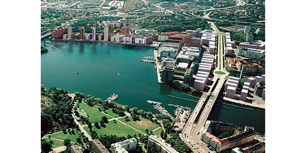 Atrium Ljungberg gör miljardförvärv i Liljeholmen i Stockholm