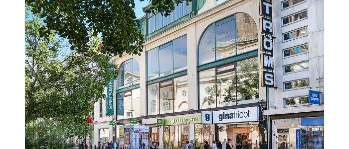 Vasakronan köper i centrala Göteborg