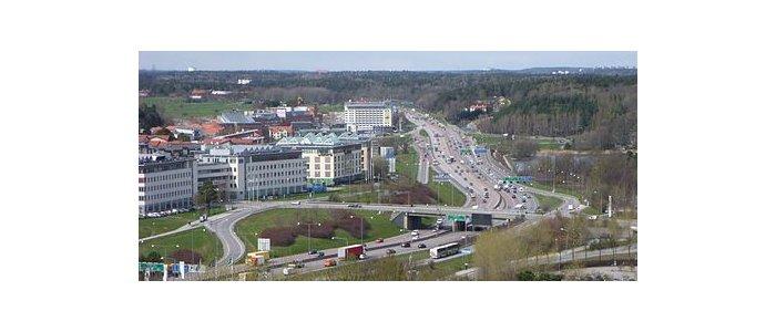 Vasakronan köper byggrätt av PEAB i Frösunda