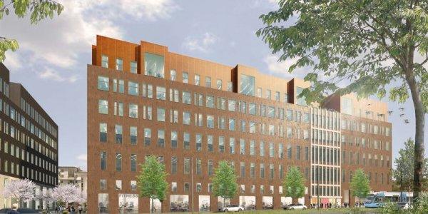 Atrium Ljungberg bygger åt Domstolsverket i Sickla