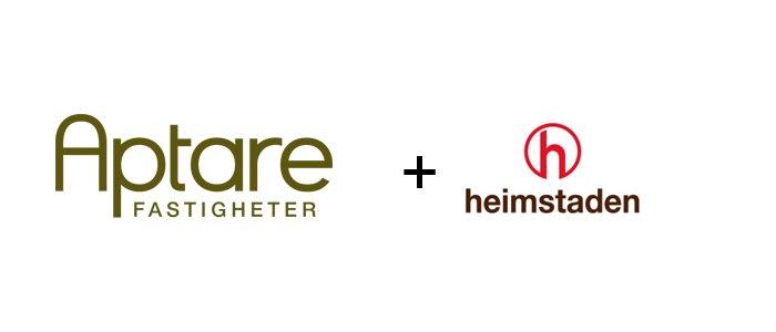 Heimstaden & Aptare bildar nytt bolag för att möta ökad efterfrågan
