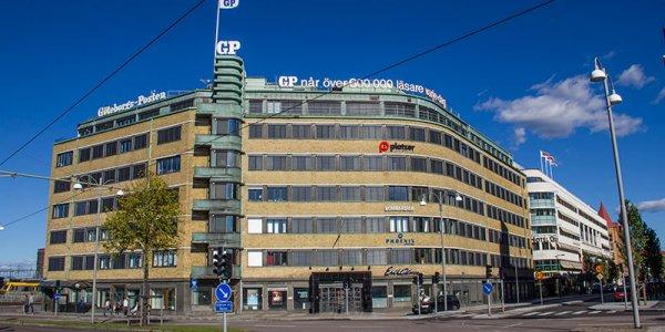 Semrén & Månsson flyttar huvudkontoret till GP huset