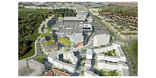 Atrium Ljungberg påbörjar byggnation av 450 lägenheter i Uppsala