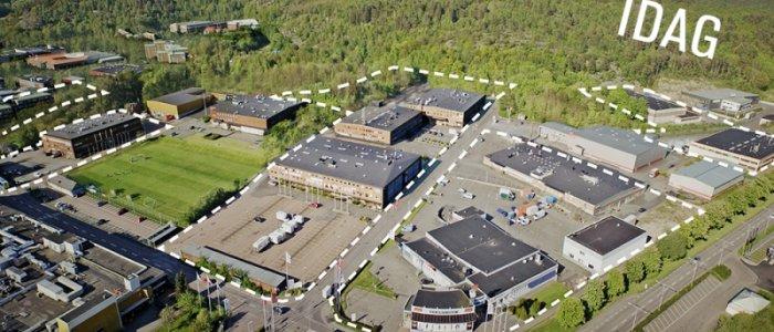 Platzer ett steg närmare i sitt stora stadsomvandlingsprojekt vid Högsbo