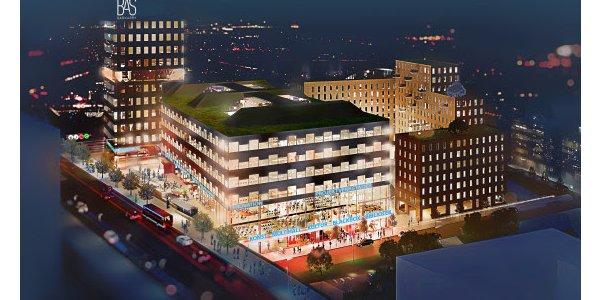 Atrium Ljungberg bygger 50 000 kvadratmeter