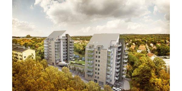 Tornstaden utvecklar i Göteborg