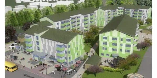 Nya bostäder till Gävle