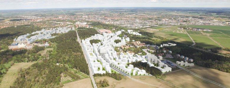 Uppsala 2030: 42 000 fler bostäder