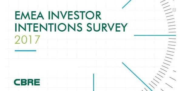 CBRE årliga undersökning: Stort intresse för fastighetsinvesteringar i Norden