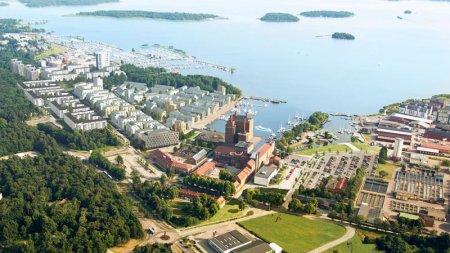 Västerås 2050: 40 000 nya bostäder