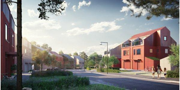 Serafim bygger i Sundbyberg