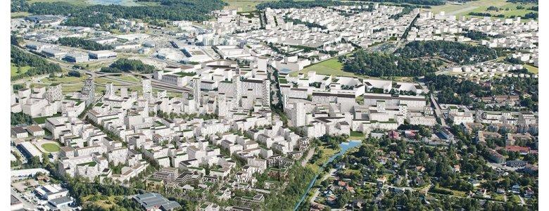 Järfälla växer (2030): Norra Europas största stadsutvecklingsområde