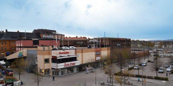 Diös investerar vid Holmtorget i Falun