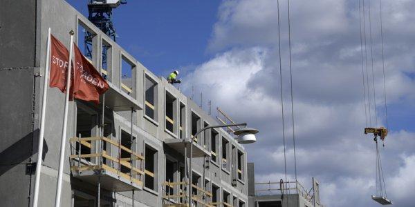 Stora byggbolag ratar nytt byggstöd