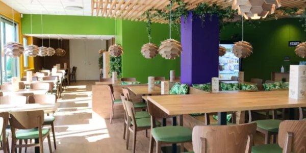 Humlegården etablerar hälsobar i Solna