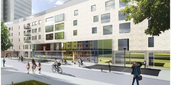 Fabege utvecklar Råsunda i Solna