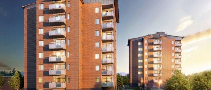 NCC bygger Göteborgs första folkboende