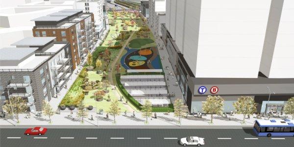 ÅF planerar stadsexpansion i Nacka
