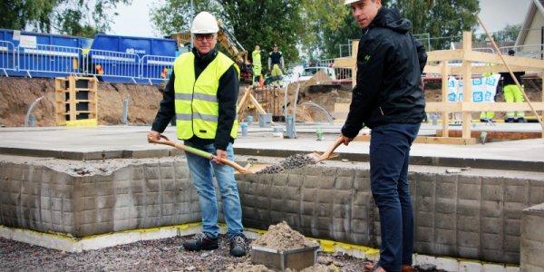 Willhem bygger nya bostäder i Karlstad