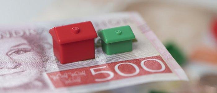 Rapport: Områdena som riskerar överutbud av bostadsrätter