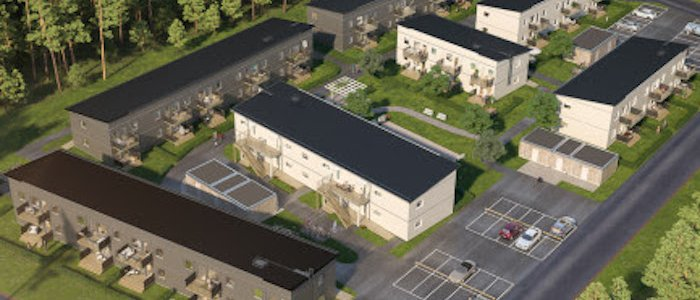 BoKlok bygger nytt i Skåne