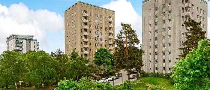Colliers rådgivare i bostadsförsäljning i södra Stockholm