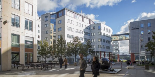 AMF hyr ut 9 000 kvadrat i Marievik