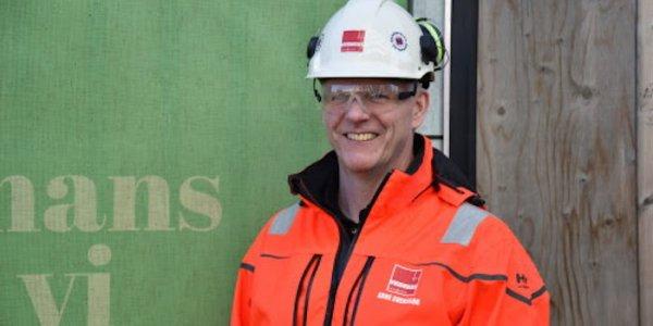 Veidekke anställer ny regionchef i Stockholm
