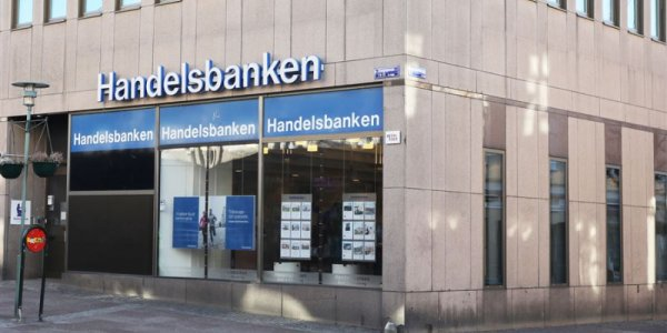 Ökat räntenetto för Handelsbanken