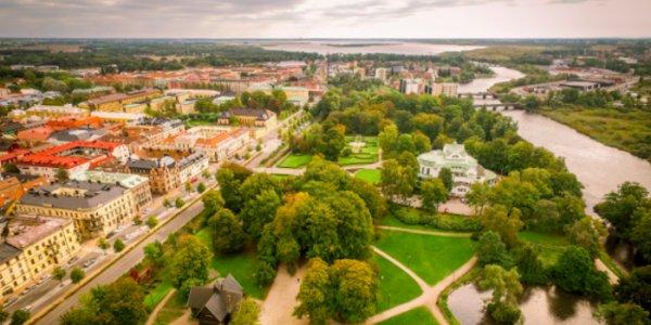 Nya lägenheter står klara i Kristianstad