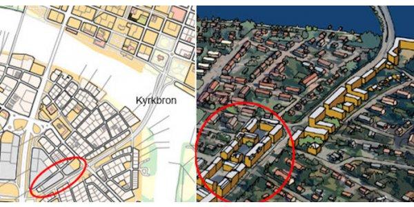 Nya bostäder till Umeå