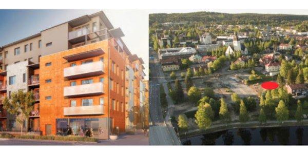 Efter Northvolts besked - Riksbyggen vill bygga på orterna