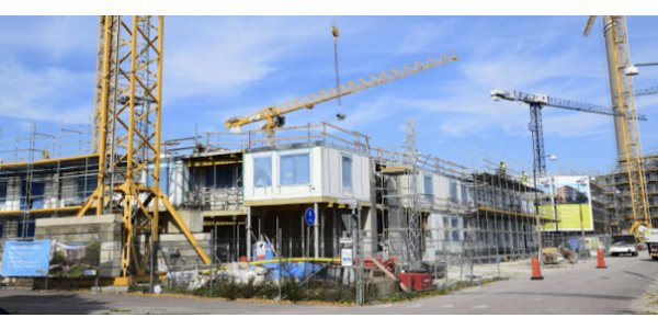 Ny prognos: 4 000 bostäder byggstartar i Malmö